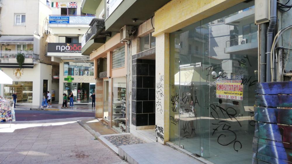 Ενοικίαση, Κατάστημα 49 τ.μ., Κέντρο, Αγρίνιο, € 450