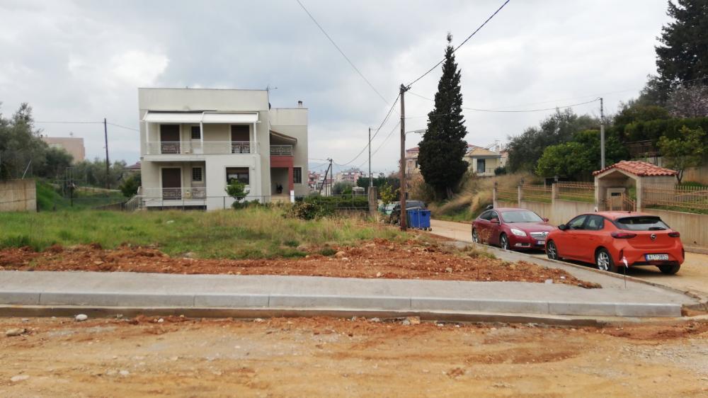 Πώληση, Οικόπεδο 650 τ.μ., Κοκκινοπύλια, Αγρίνιο, € 95.000