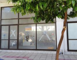 Πώληση, Κατάστημα 110 τ.μ., Κέντρο, Αγρίνιο, € 65.000